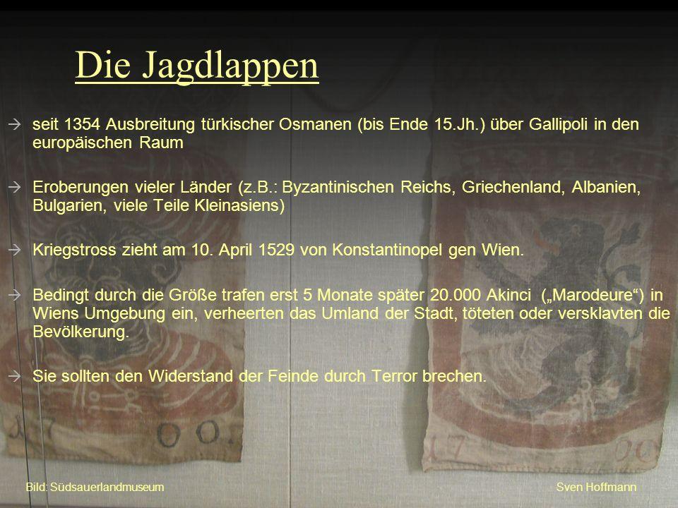 seit 1354 Ausbreitung türkischer Osmanen (bis Ende 15. Jh