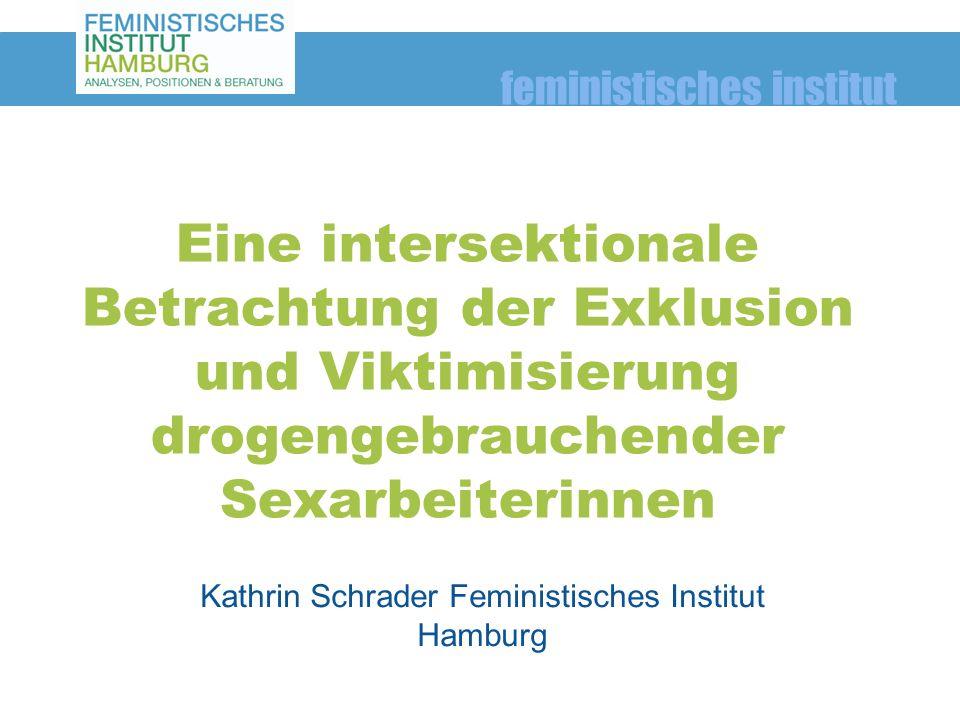 Kathrin Schrader Feministisches Institut Hamburg