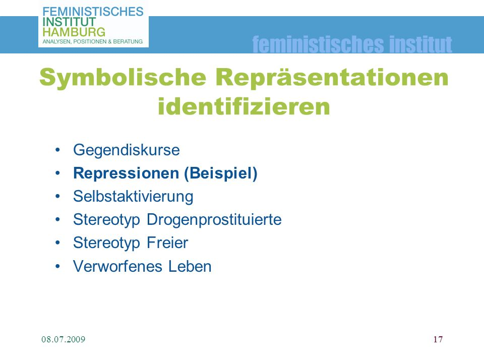 Symbolische Repräsentationen identifizieren