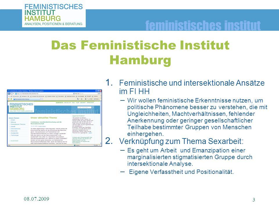 Das Feministische Institut Hamburg
