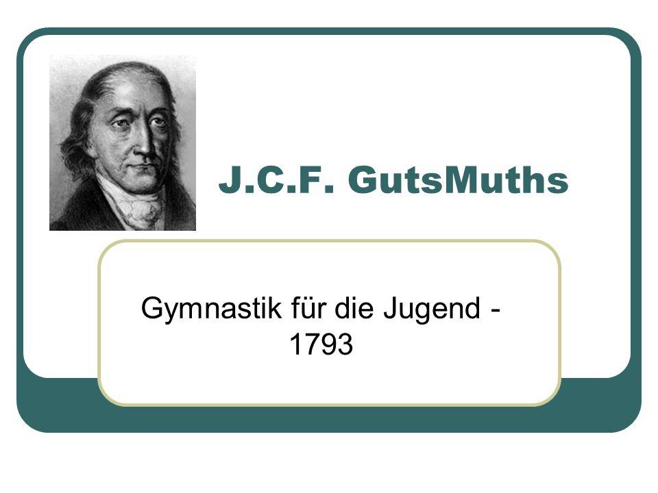 Gymnastik für die Jugend - 1793