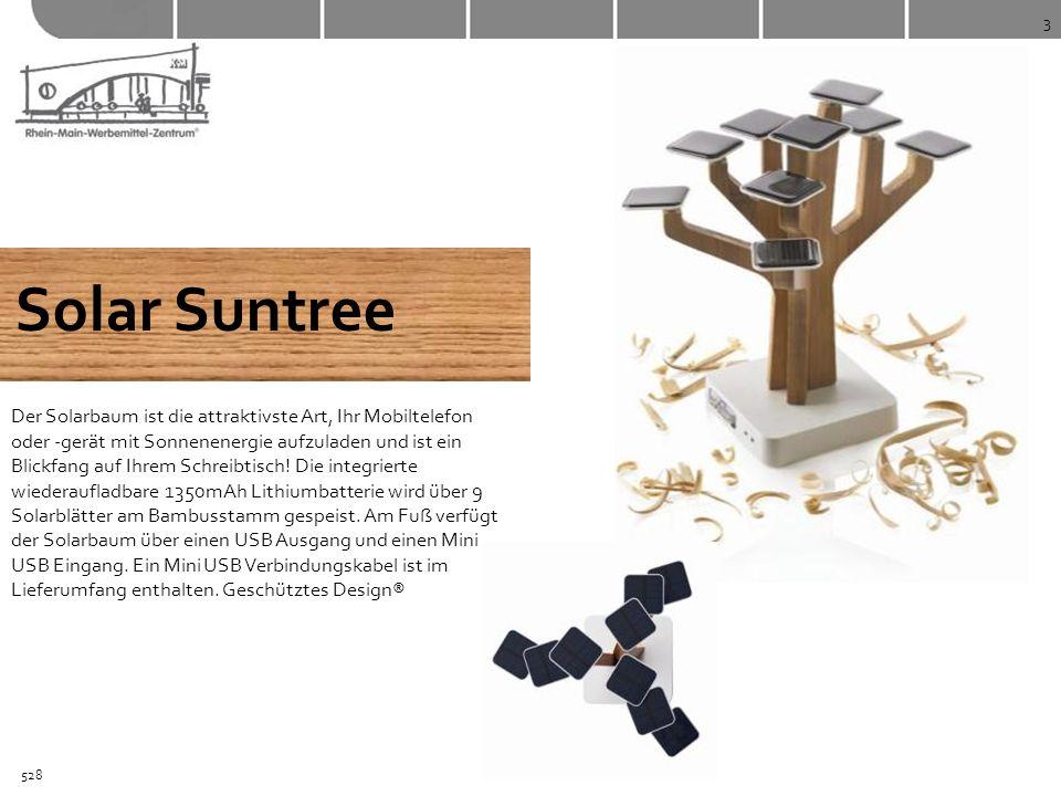 3 Solar Suntree.