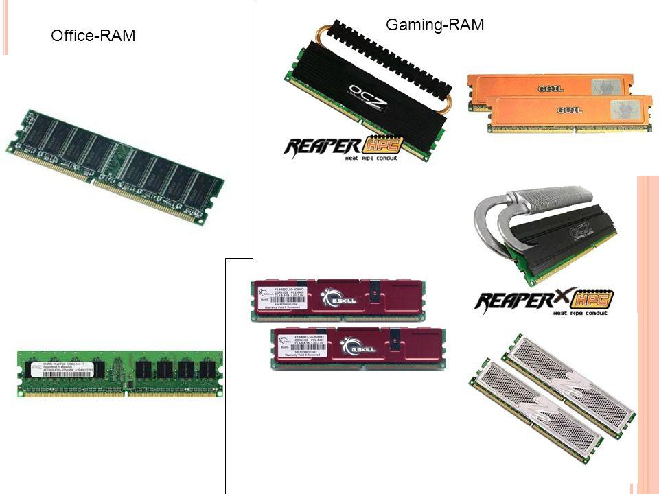 Gaming-RAM Office-RAM