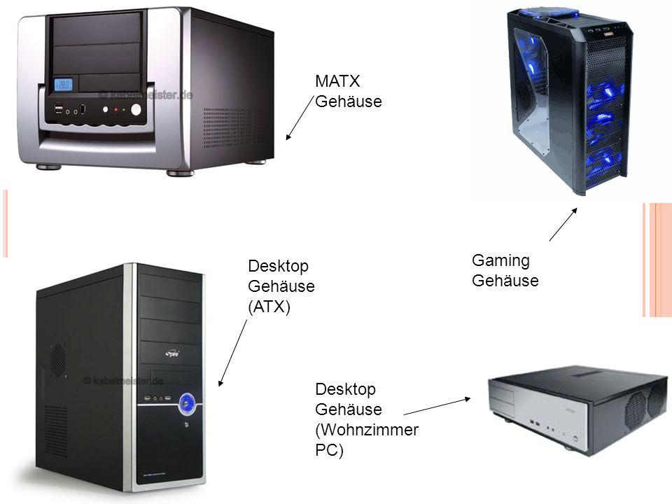 MATX Gehäuse Gaming Gehäuse Desktop Gehäuse (ATX) Desktop Gehäuse (Wohnzimmer PC)