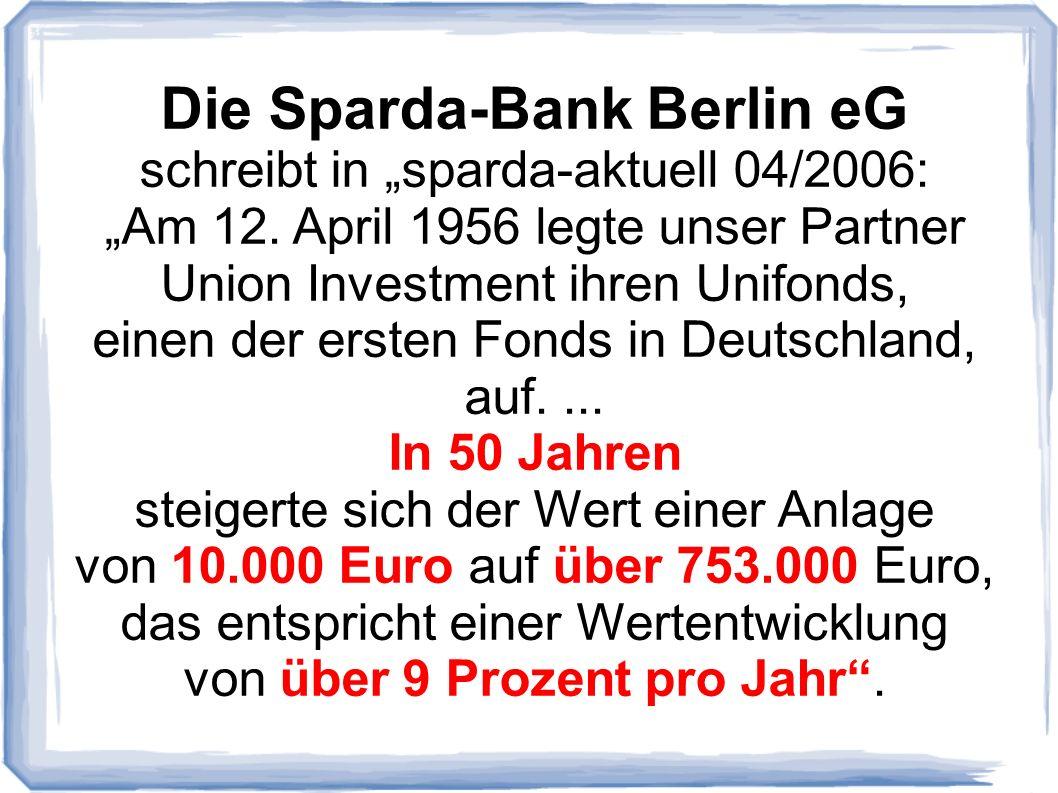 Die Sparda-Bank Berlin eG