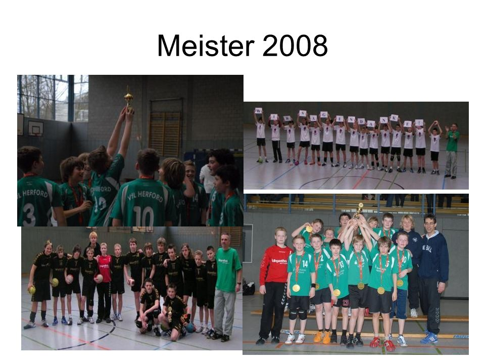 Meister 2008