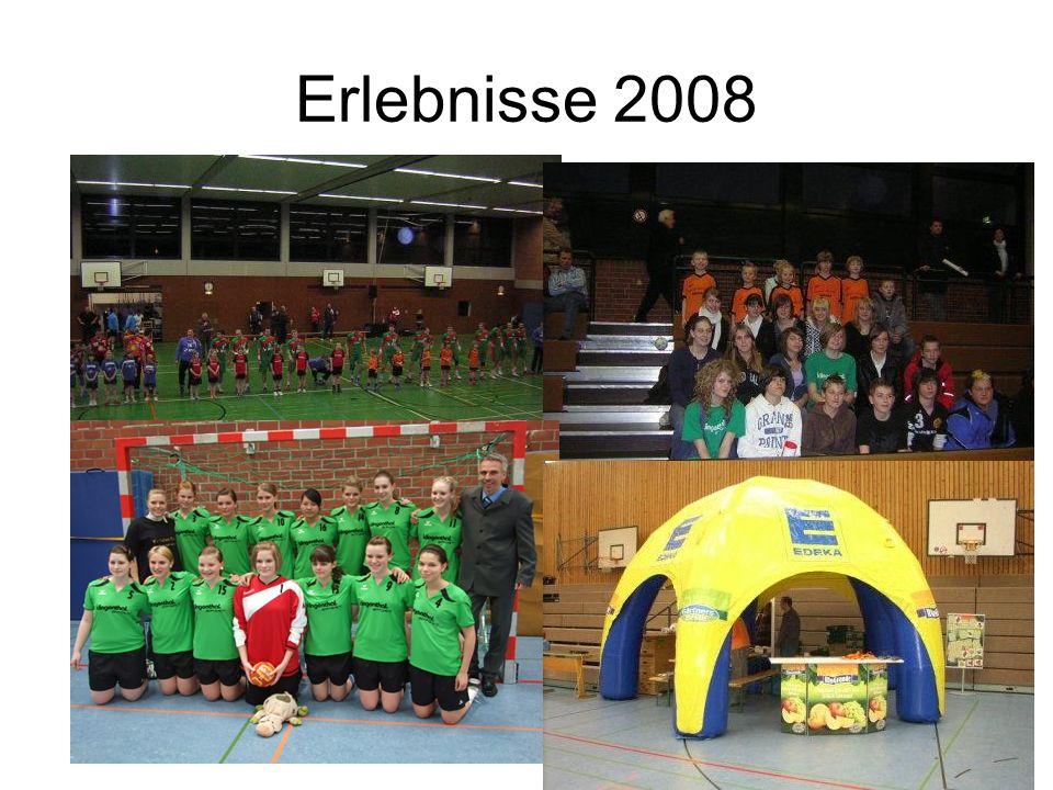 Erlebnisse 2008