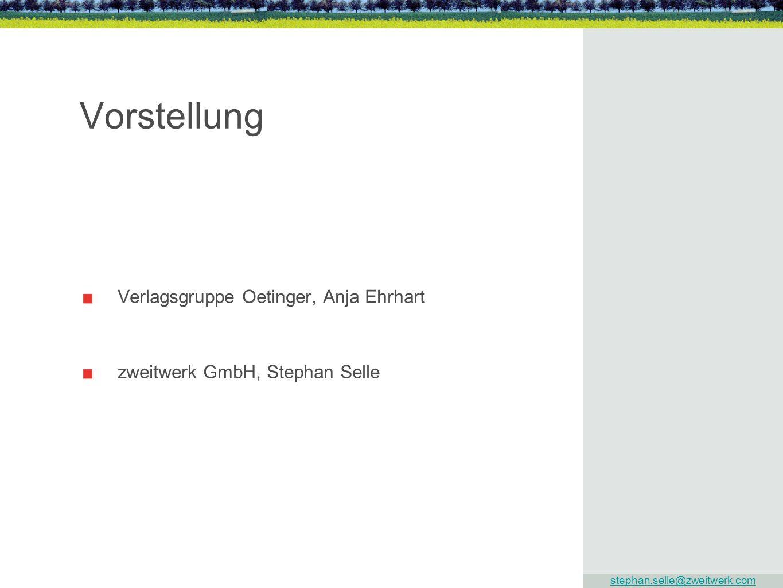 Vorstellung Verlagsgruppe Oetinger, Anja Ehrhart