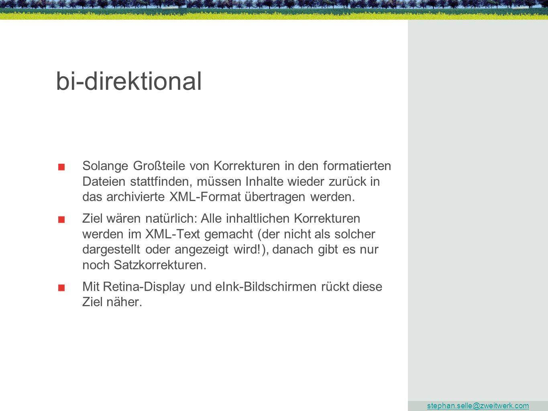 bi-direktional