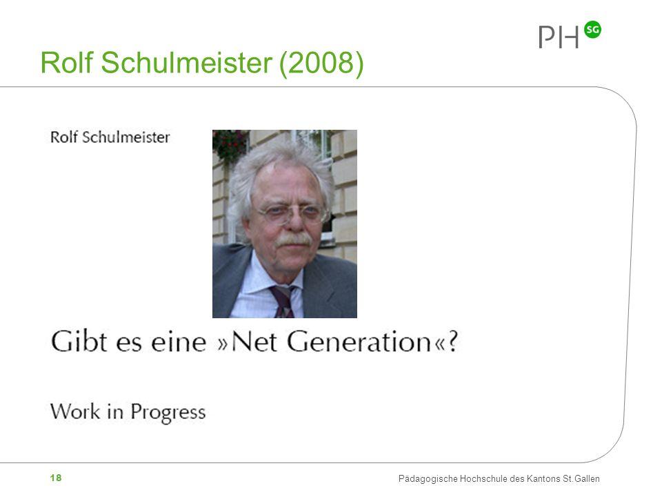 Rolf Schulmeister (2008)