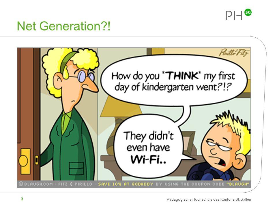 Net Generation !