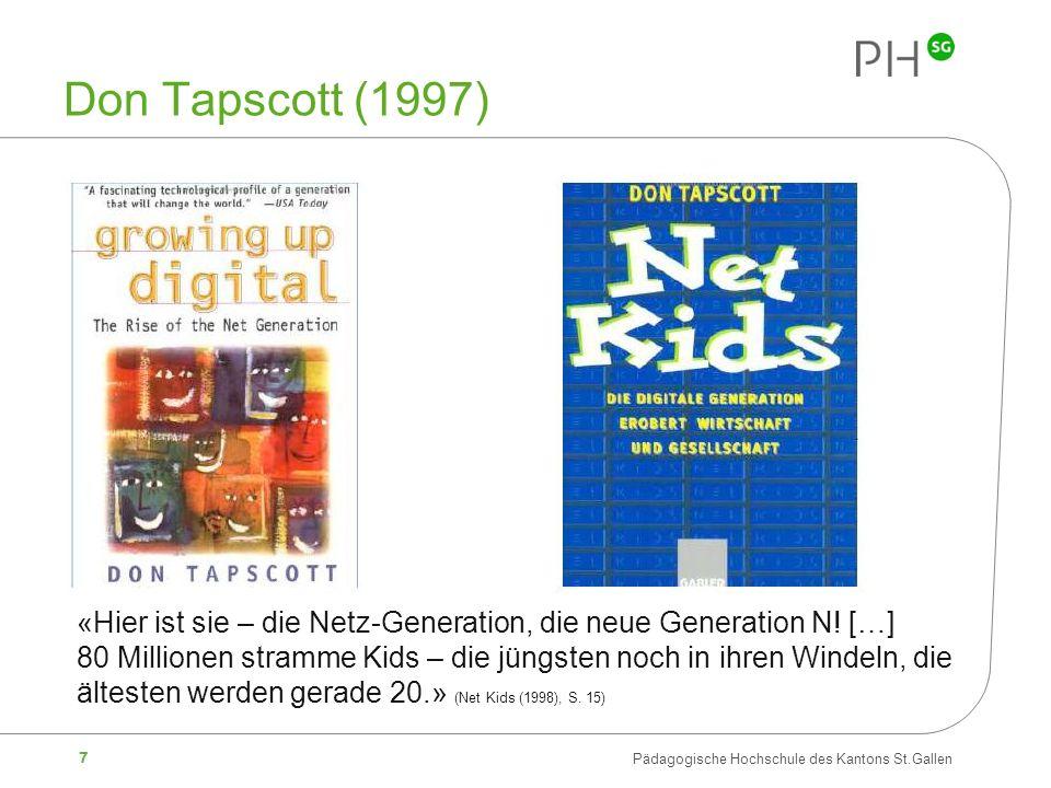 Don Tapscott (1997)