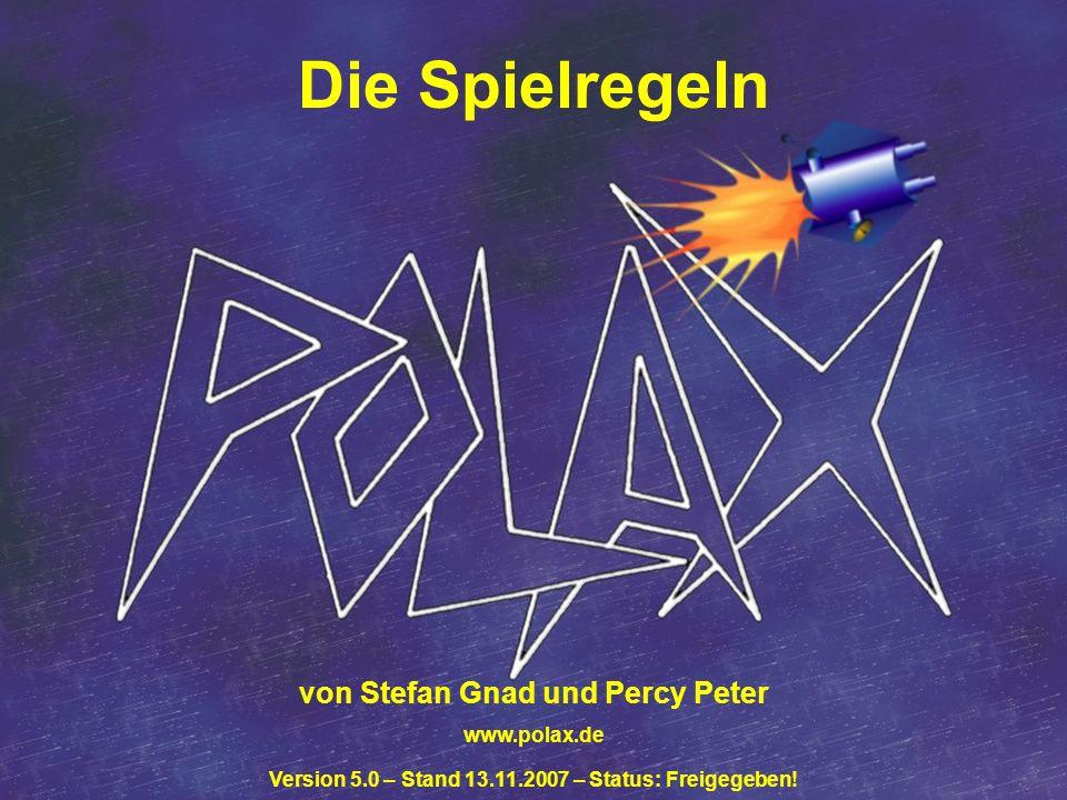 Die Spielregeln von Stefan Gnad und Percy Peter www.polax.de