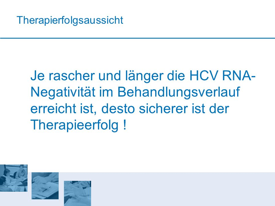 Therapierfolgsaussicht