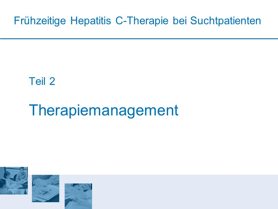 Teil 2 Therapiemanagement