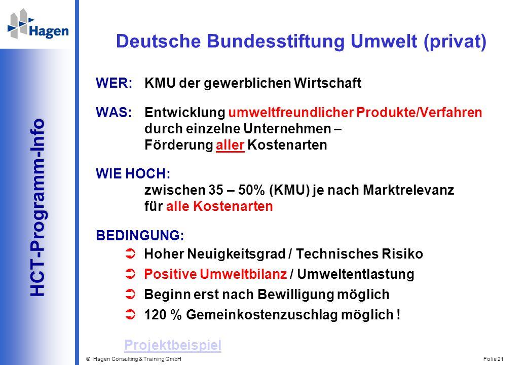 Deutsche Bundesstiftung Umwelt (privat)