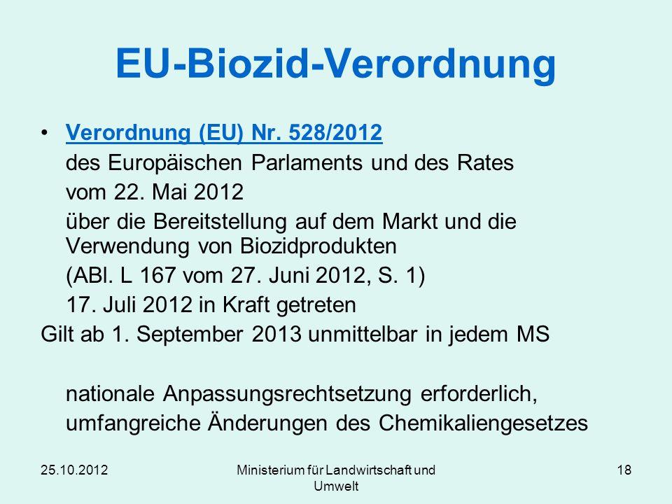 EU-Biozid-Verordnung