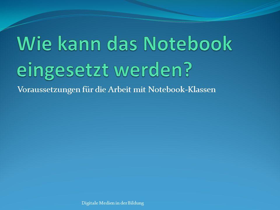 Wie kann das Notebook eingesetzt werden