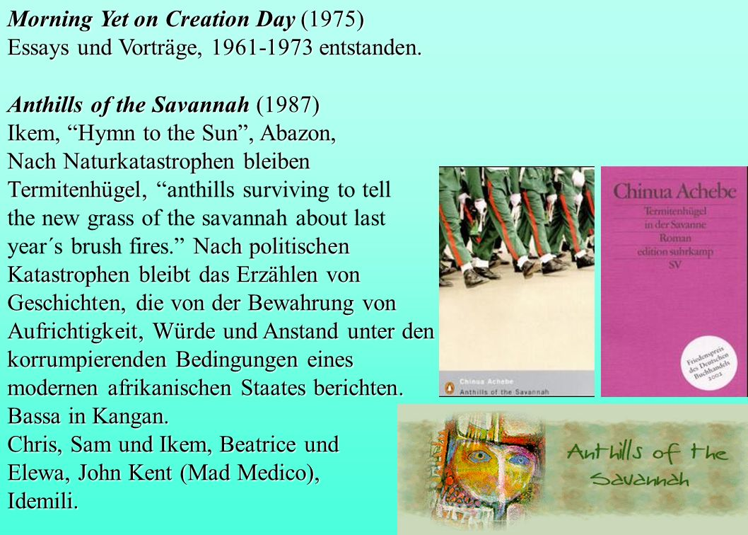 Morning Yet on Creation Day (1975)
