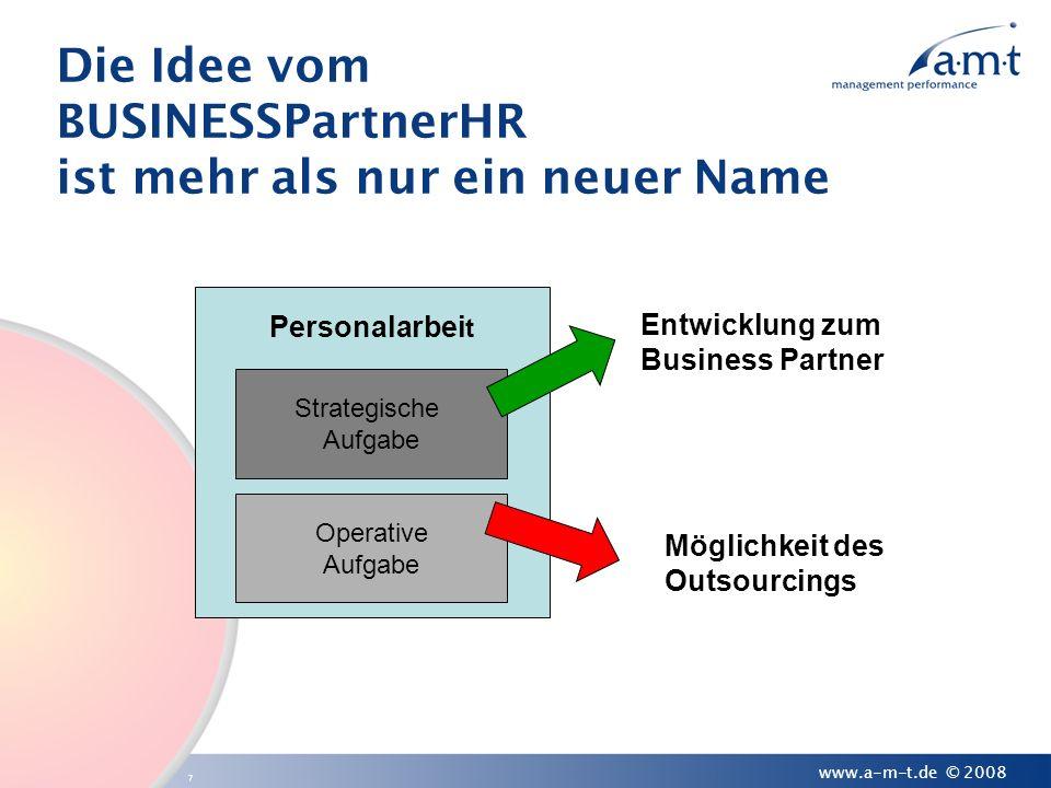 Die Idee vom BUSINESSPartnerHR ist mehr als nur ein neuer Name