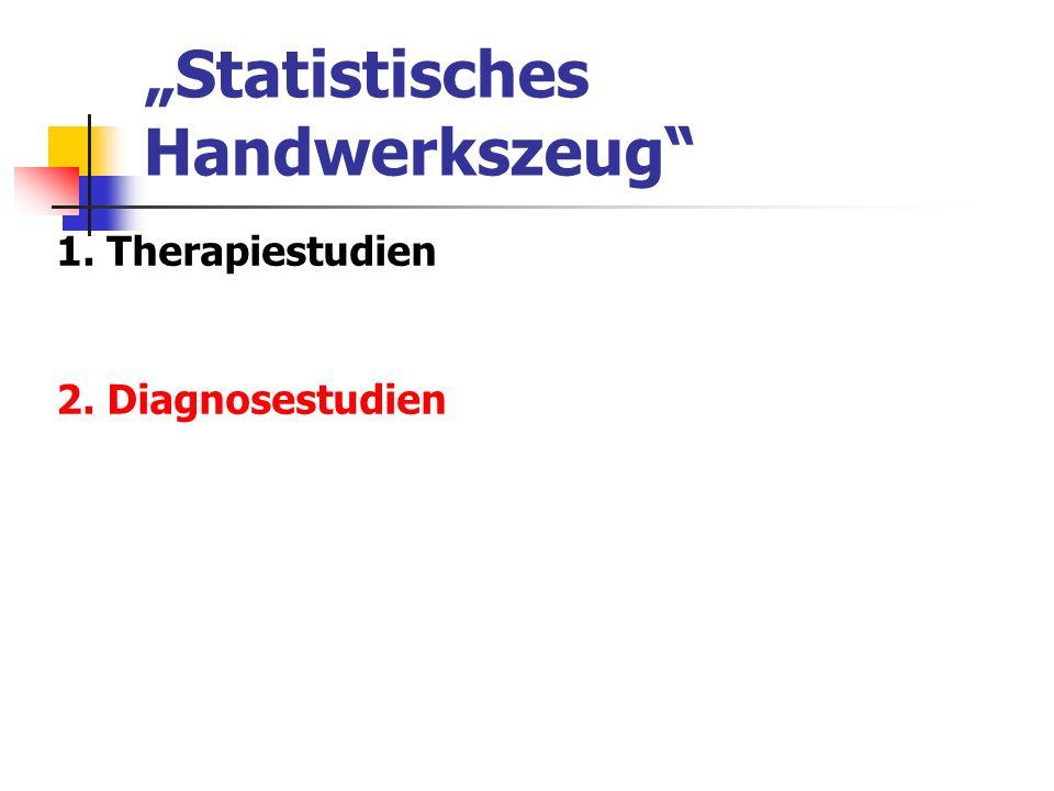 """""""Statistisches Handwerkszeug"""