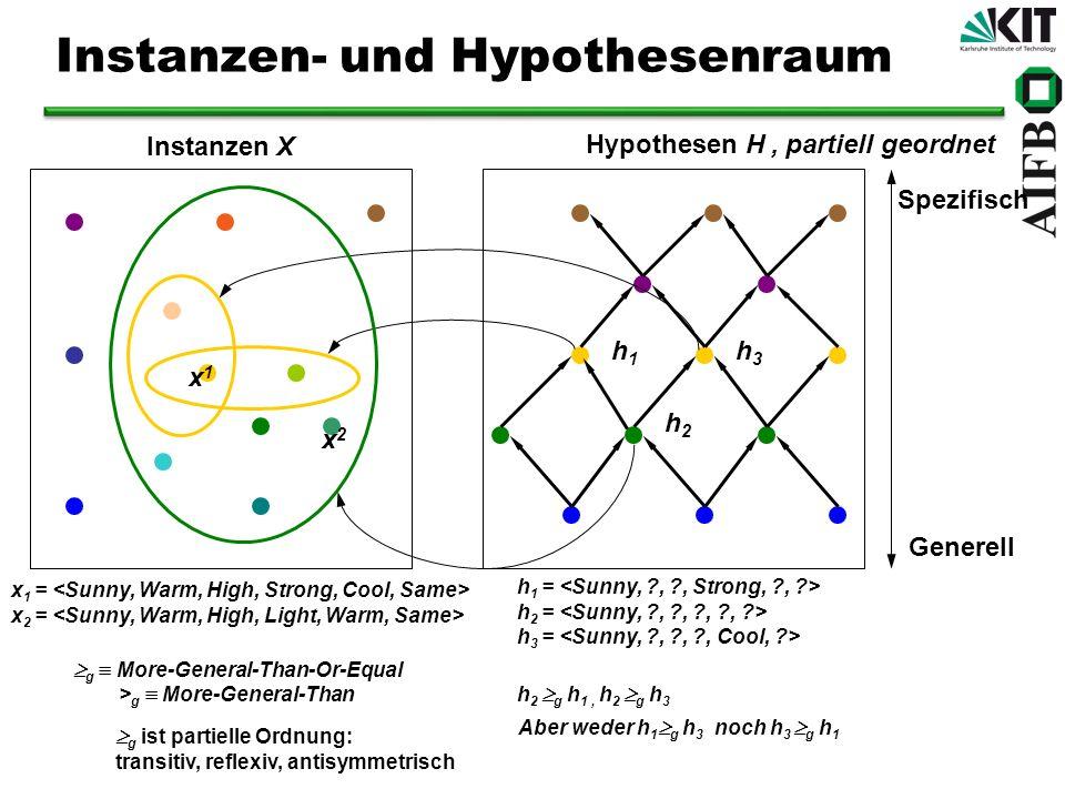 Instanzen- und Hypothesenraum