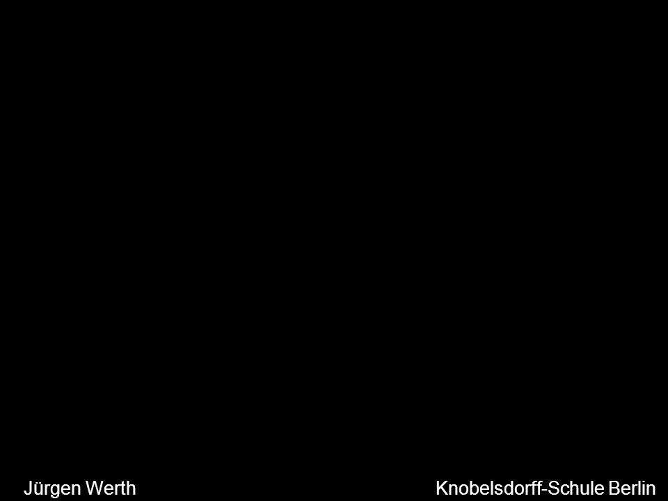 Jürgen Werth Knobelsdorff-Schule Berlin