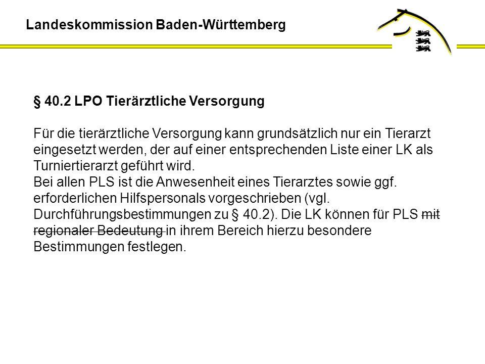 Landeskommission Baden-Württemberg