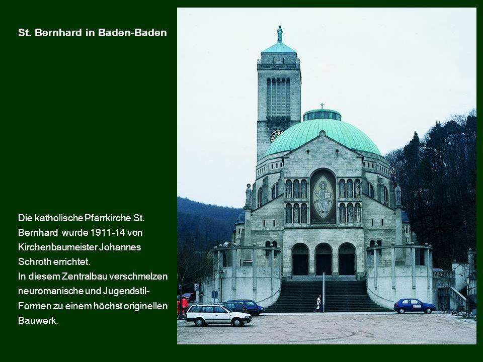 St. Bernhard in Baden-Baden