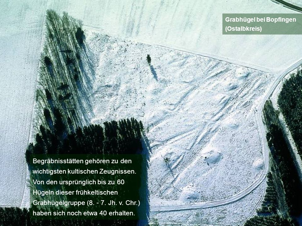 Grabhügel bei Bopfingen
