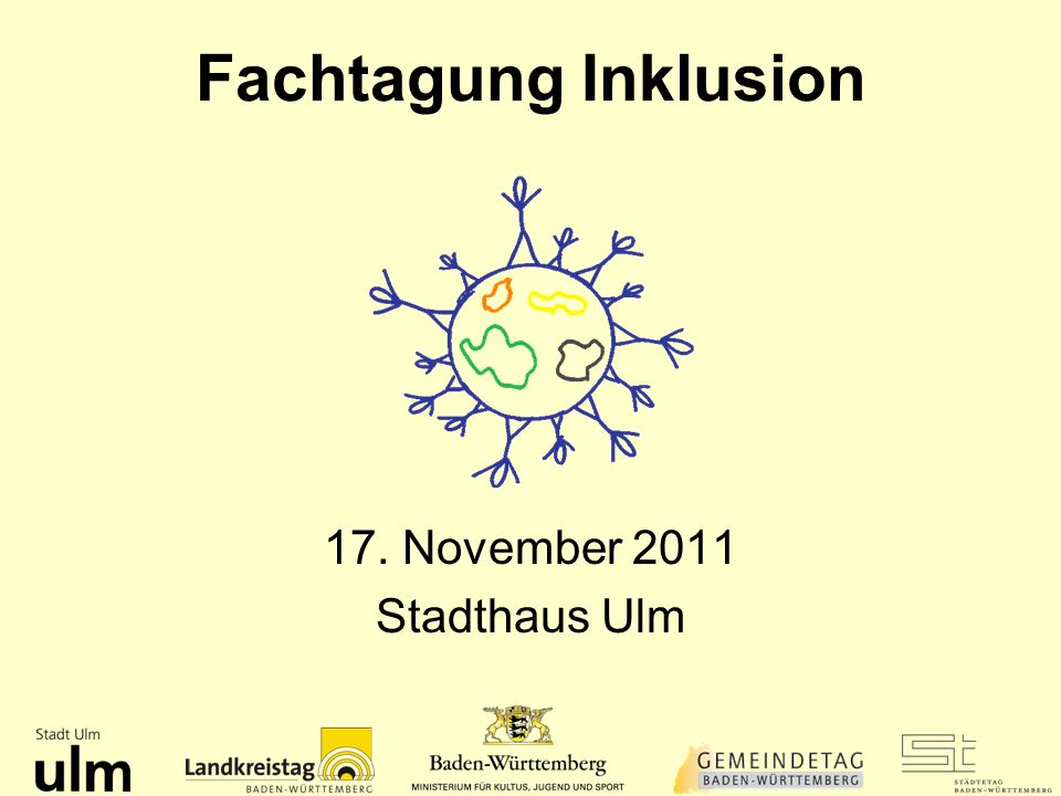 17. November 2011 Stadthaus Ulm