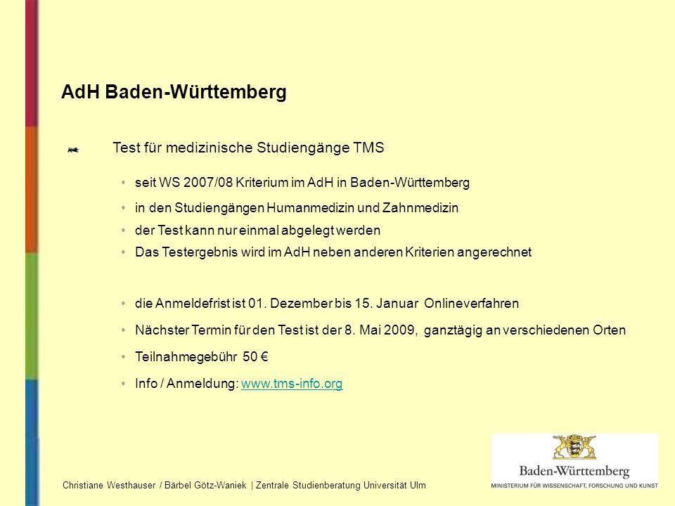 AdH Baden-Württemberg