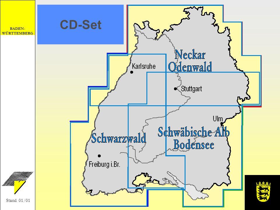 """""""Schwäbische Alb -Bodensee"""