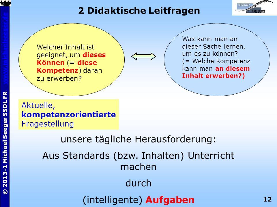 2 Didaktische Leitfragen