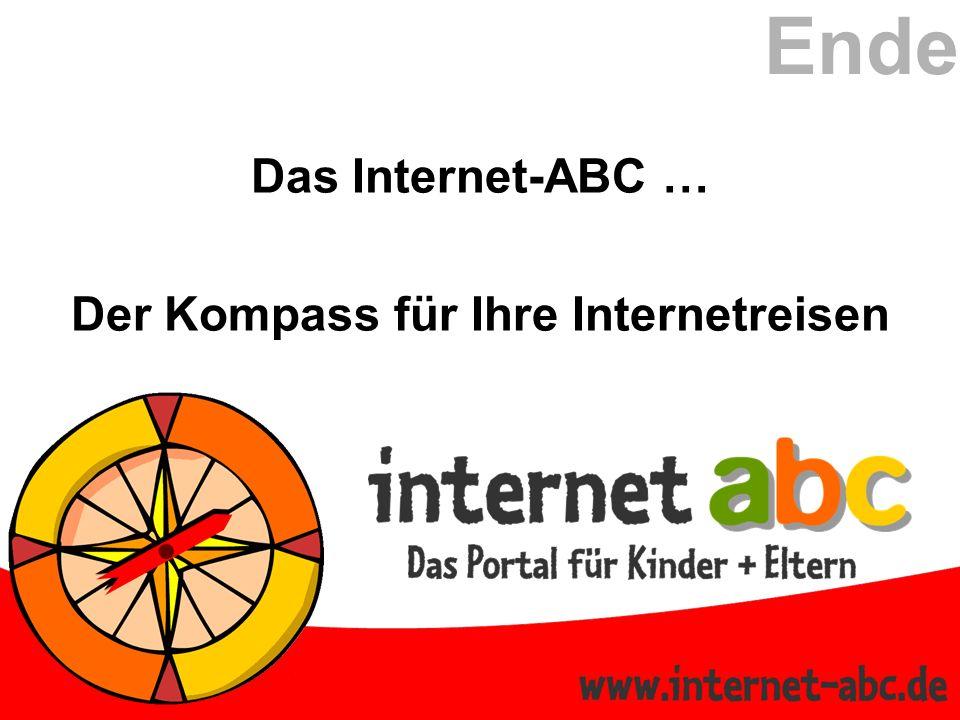 Der Kompass für Ihre Internetreisen