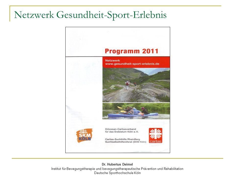 Netzwerk Gesundheit-Sport-Erlebnis