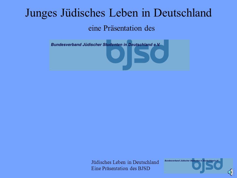 Junges Jüdisches Leben in Deutschland