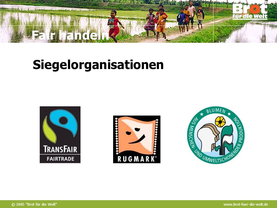 Siegelorganisationen