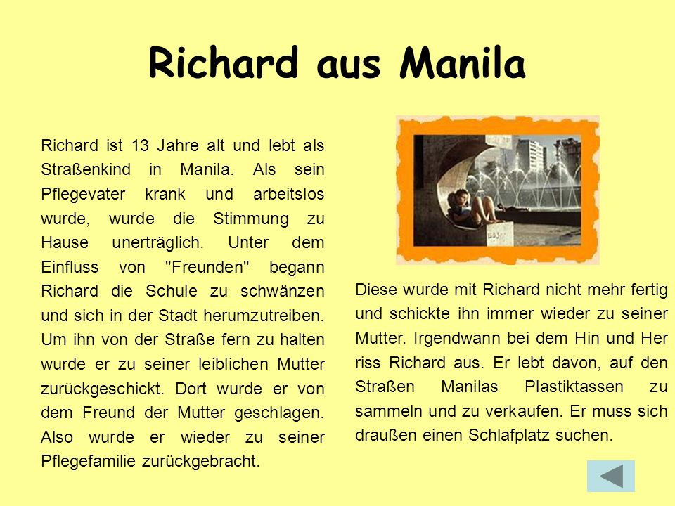 Richard aus Manila