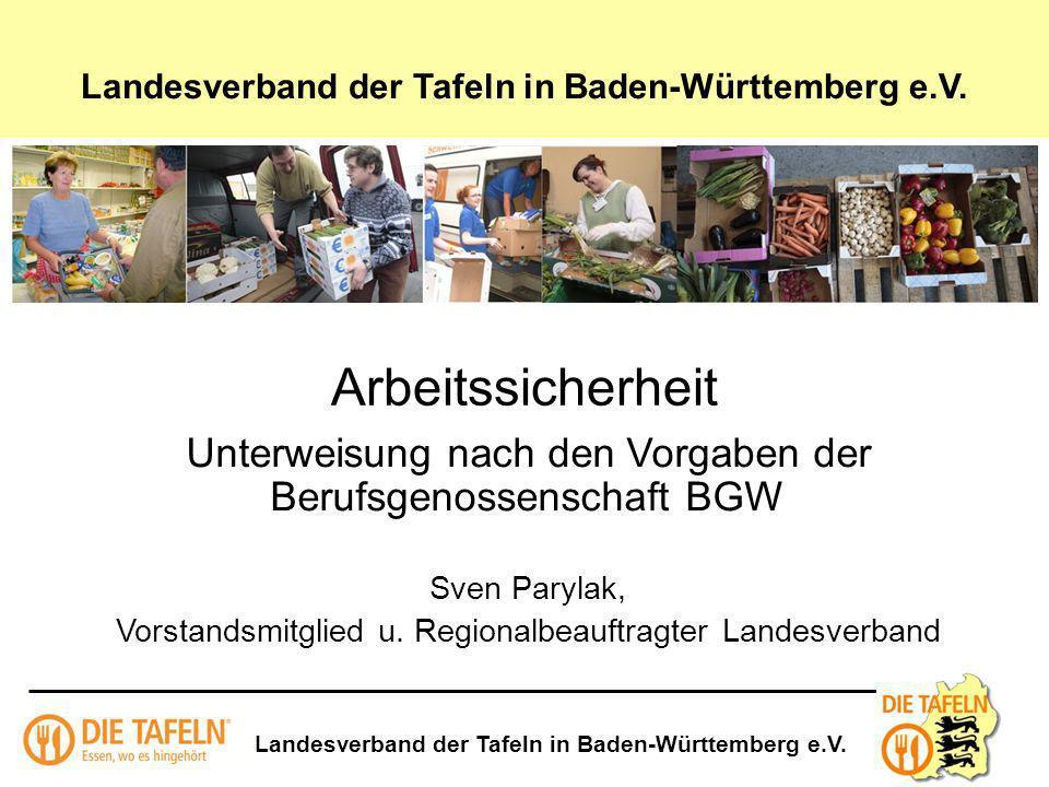 Landesverband der Tafeln in Baden-Württemberg e.V.