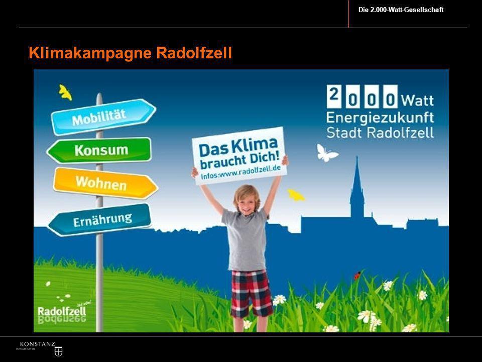 Klimakampagne Radolfzell