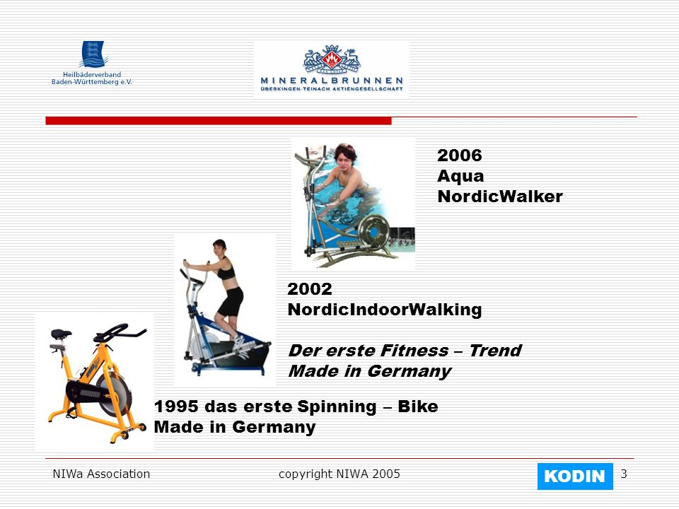 Der erste Fitness – Trend Made in Germany