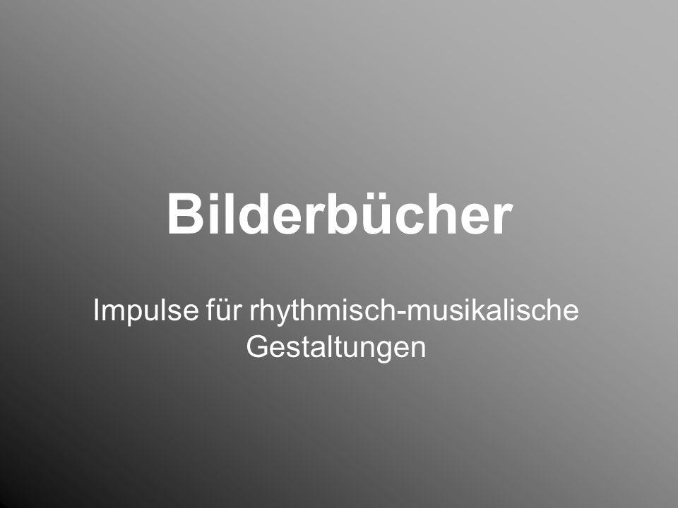 Impulse für rhythmisch-musikalische Gestaltungen