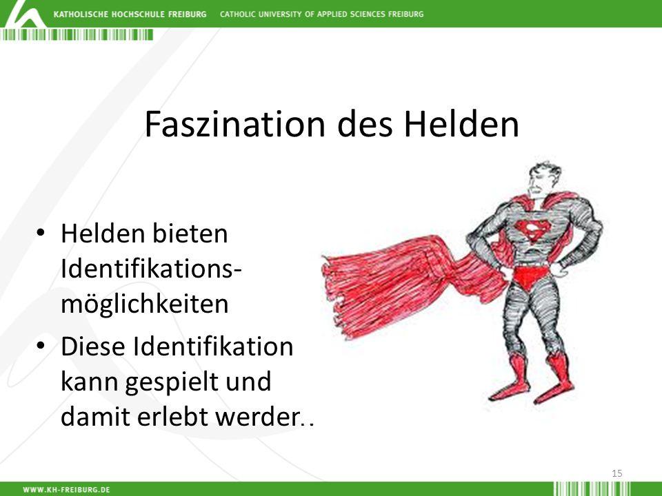 Faszination des Helden