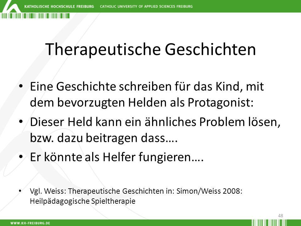 Therapeutische Geschichten