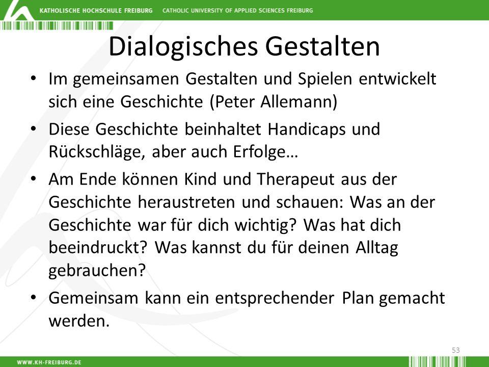 Dialogisches Gestalten