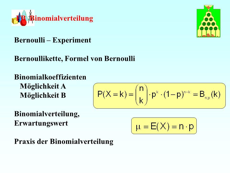 FB Binomialverteilung
