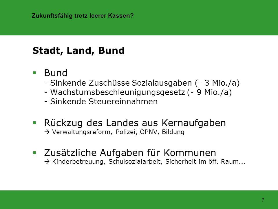 MOBILE-HUB Stadt, Land, Bund.