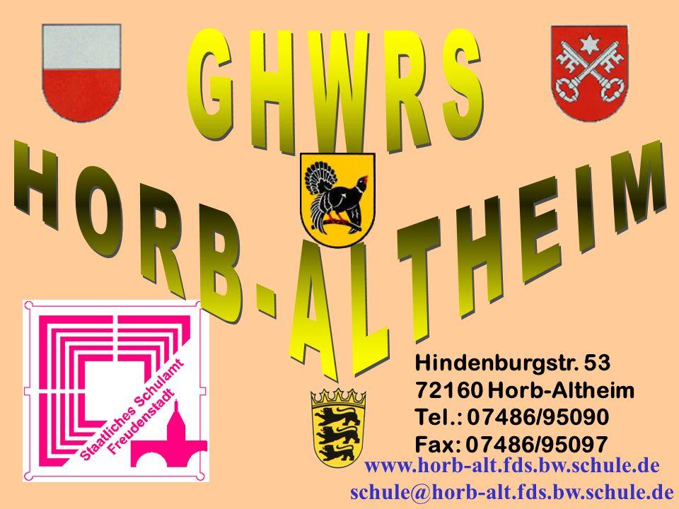 www.horb-alt.fds.bw.schule.de schule@horb-alt.fds.bw.schule.de