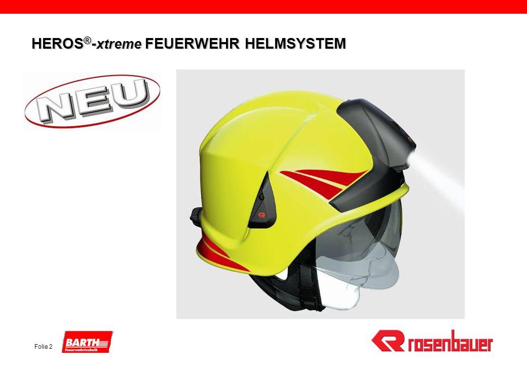 HEROS®-xtreme FEUERWEHR HELMSYSTEM
